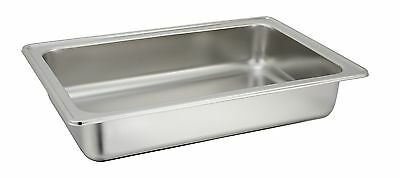 Winco 601-WP1, Water Pan for 8-Quart Madison Chafer 601
