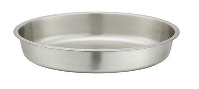 Winco 708-WP, Water Pan for 5-Quart Crown Round Chafer 708