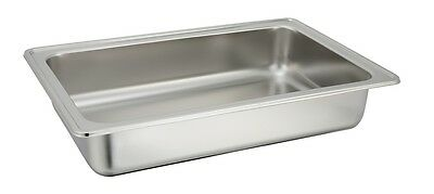 Winco 508-FP, Food Pan for 4-Quart Crown Chafer 508