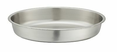 Winco 202-WP, Water Pan for 6-Quart Gold-Accented Malibu Oval Chafer