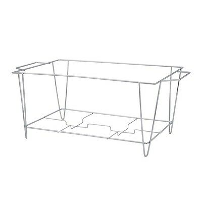 Winco C-3F, Chrome Plated Wire Chafer Stand