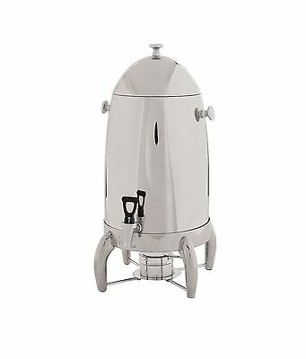 Winco 905B, 5-Gallon Coffee Urn, Stainless Steel