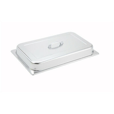 Winco C-DCF, Dome Cover with Handles for Full Size Chafers