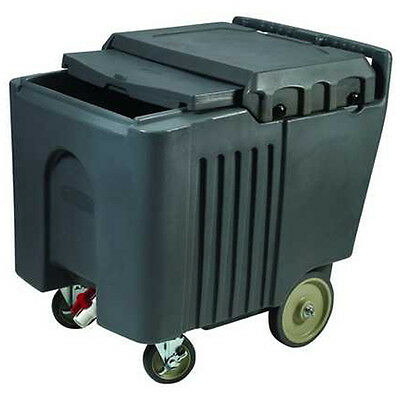 Winco IIC-29, Insulated Ice Caddy with Sliding Cover