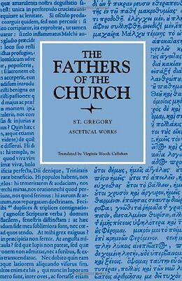 NEW Saint Gregory of Nyssa Ascetical Works (The Fathers of the Church)