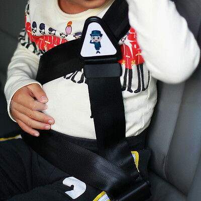 Seat Belt Correction Adjuster Neck Free More Safety and Comfort for Junior Child