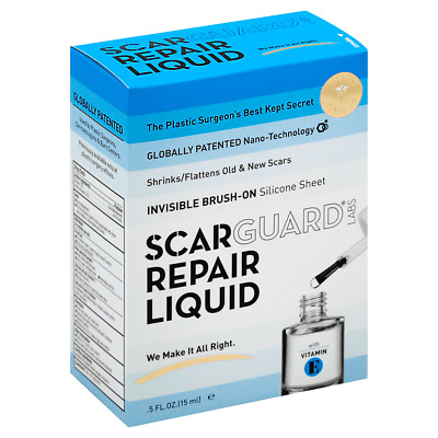 Scarguard SG5 Technology Scar Treatment 0.5 Ounces