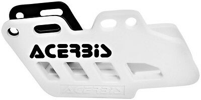 Acerbis Chain Guide 2 Piece White For Honda CRF250R 450R 07-11 2179100002 CHAIN