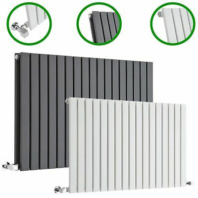 Horizontal Radiator Flat Panel Single Double Panel Rad Central Heating UK