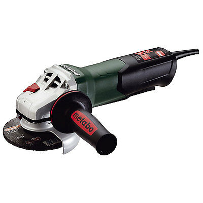 "Metabo 4-1/2"" 8 AMP Angle Grinder w/ Non-Locking Paddle Switch WP9-115 Quick New"