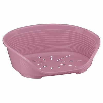 SIESTA DELUXE 2 Corbeille pour chats & chiens [Or] - Ferplast  NEUF