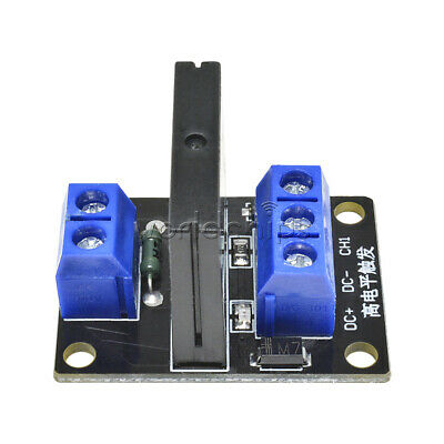 5V DC 1 Channel Solid-State Relay Board module High Level fuse for arduino