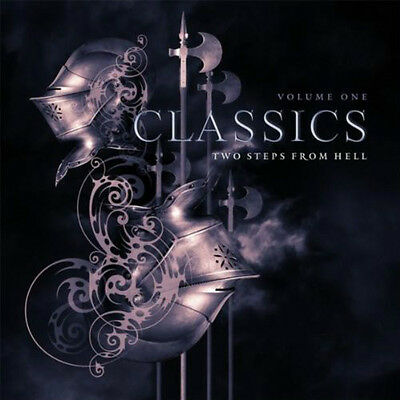 Classics, Vol. 1 by Two Steps from Hell (CD-2013) NEW-Free Shipping