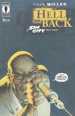 Sin City: Hell And Back #2 (Dark Horse Comics)
