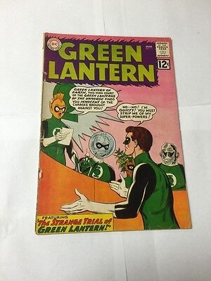 Green Lantern 11 3.5 Vg- Very Good- See Pictures