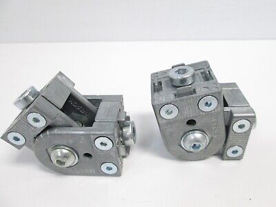 Pair of Bosch 3 842 502 680 45mm Multi-Angle Connector Kits, 45x45mm