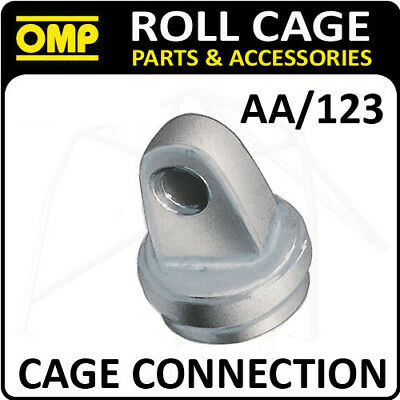 Aa/123 Omp Roll Cage Reinforcement Connection Part (1) Fia Approved Race/rally