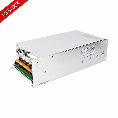 US Ship DC36V 350W 9.7A Switching Power Supply 115V//230V for Stepper CNC Router