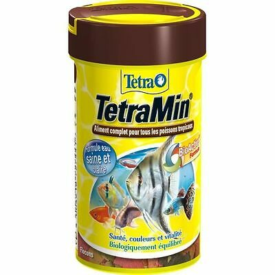 TETRA - TetraMin 100 ml - Plus de 40 substances importantes  NEUF