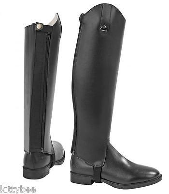 BUSSE Leather Half Chaps SHAPE - Many sizes - Brand New!!