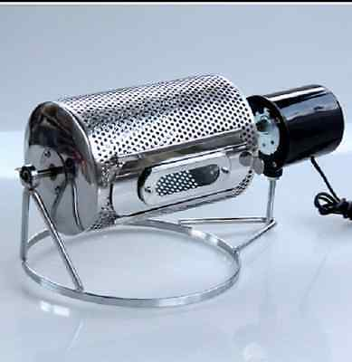 Coffee Roaster Machine Home Kitchen Tool Electric Stainless Steel Machine  M