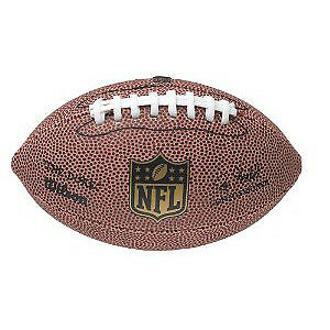 Wilson NFL Junior Micro Official American Football - Miniture Ball rrp£10