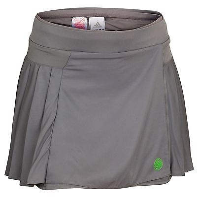 Girls adidas Roland Garros Tennis Skirt with Briefs V37647 Climalite Skirt UK