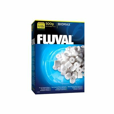 Fluval Biomax Bio Rings 500g Filter Media *GENUINE*