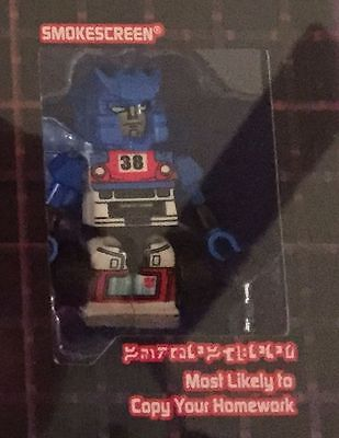 Smokescreen Kreon Sdcc 2015 Cybertron Kreon Class Of '85 Transformers Loose