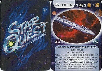 Buyer's Choice! You Pick 50 Star Quest and Hyborian Gate cards Complete Your Set