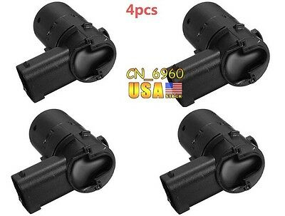 4 Pieces For 2001-2011 Ford F250 Truck REVERSE BACKUP Parking Assist Sensors New