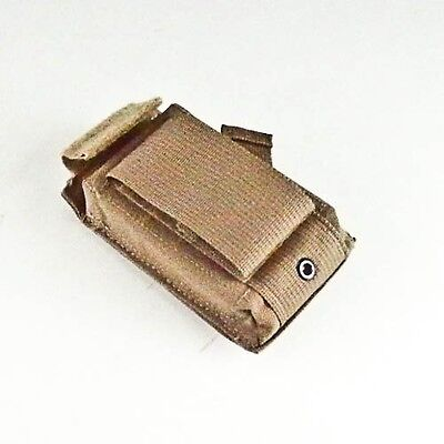 Coyote Tan Single Magazine Speed Reload Pouch Molle Specialty Defense