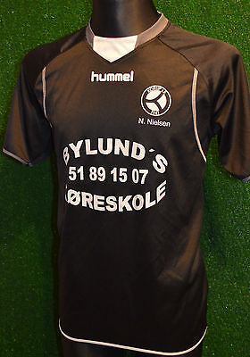 Korup If N.nielsen Hummel Coach Football Shirt (M/l) Jersey Fußball Top Trikot
