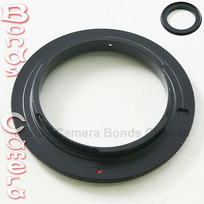 52 MM 52MM Macro Reverse Lens Adapter Ring For Nikon F mount AI DSLR SLR camera