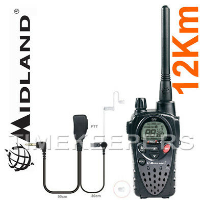 Talkie walkie midland g9 plus camouflage 30 km chargeur - Talkie walkie professionnel longue portee ...