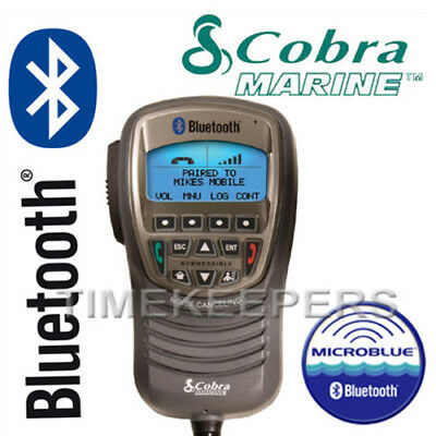 COBRA MR F300 BT A2DP Marine Bluetooth Freisprecher für Mobiltelefone i Pod