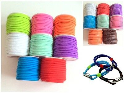 Elastic Bungee Rope Shock Cord Tie Down - 4mm - Various Colours - lady-muck1