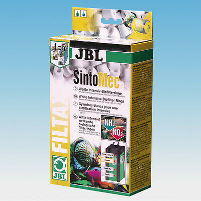 JBL Sintomec 450g (sintered glass bio-filter rings biological filtration media)
