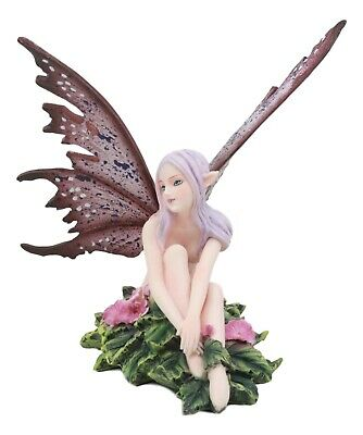 Amy Brown Fairy Wish You Were Here Faerie Sculpture Collectibles Pretty Statue
