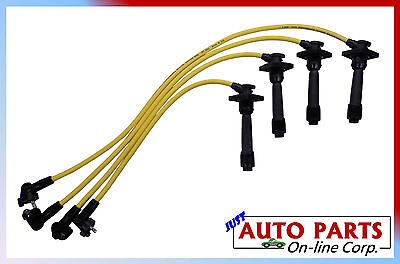 Ignition Spark Plug Cable Set For Toyota Corolla 1992 1.6L Paseo 92-95 1.5L Usa