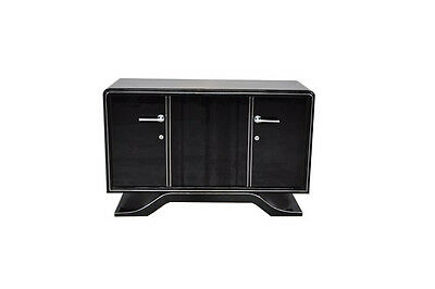High Polish Art Deco Sideboard
