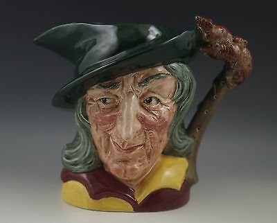 Vintage 1950's  Royal Doulton Character Pied Piper Pitcher, D 6403