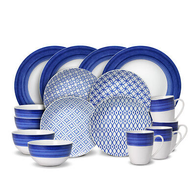 Gourmet Basics Madison 48 Piece Dinnerware Set  sc 1 st  PicClick & Gourmet Basics Madison 48 Piece Dinnerware Set u2022 $151.99 - PicClick