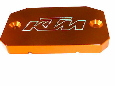 Ktm Lc8 950 Adventure / R 2001-2011 Front Brake Master Cylinder Lid Cap New B12F