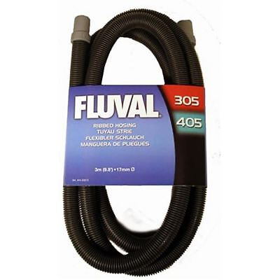 Fluval Ribbed Hosing 3m (304/404 305/405) Aquarium Pipe Hose
