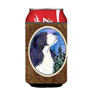 Carolines Treasures English Springer Spaniel Can Or bottle sleeve Hugger 12 oz.