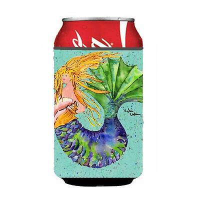 Carolines Treasures 8336CC Mermaid Can Or Bottle Hugger 12 oz.