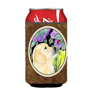 Carolines Treasures SS8245CC Golden Retriever Can or bottle sleeve Hugger 12 oz.