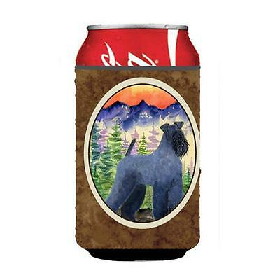 Carolines Treasures Kerry Blue Terrier Can or bottle sleeve Hugger 12 oz.