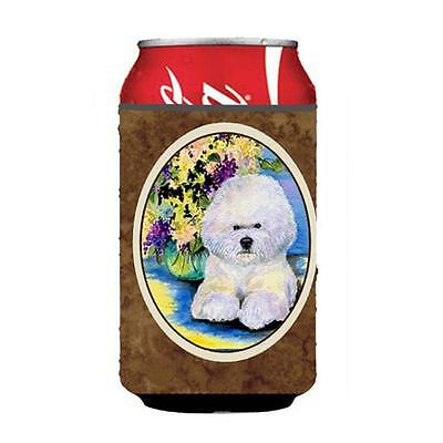 Carolines Treasures SS8295CC Bichon Frise Can Or bottle sleeve Hugger 12 oz.